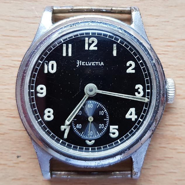 Helvetia Type 2 DH Watch