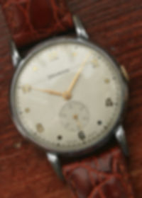 Late 1940s Helvetia Watch