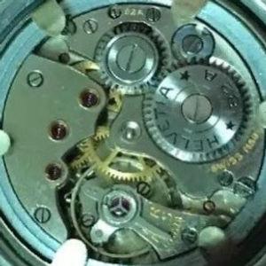 Helvetia Calibre 82A Watch Movement