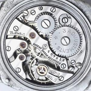 Helvetia Calibre 81A Watch Movement