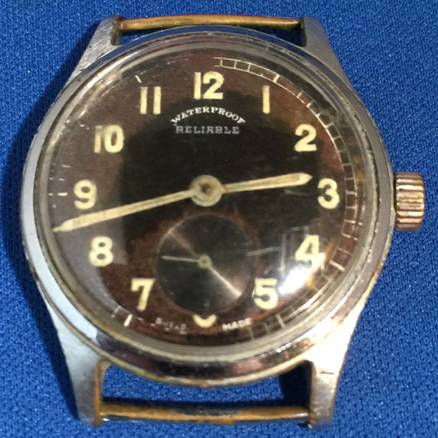 Reliable Marked 1007 DH Watch