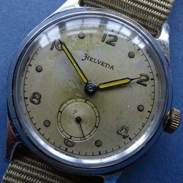 Type 2A/2B Helvetia DIH Watch