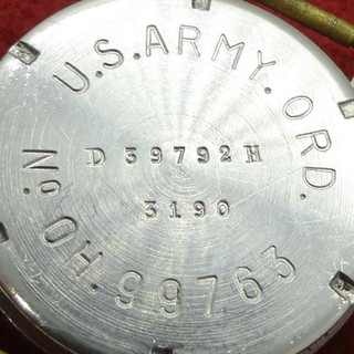 Type 5 DH & US Army Marking