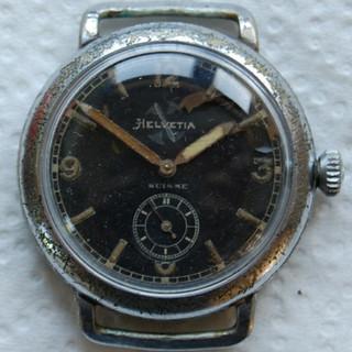 Helvetia 36mm Pilots Watch - 1935