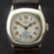 Early Helvetia, Aero Branded, Watch