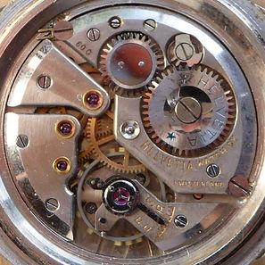 Helvetia Calibre 80C Watch Movement