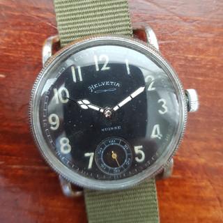 Helvetia 41mm Pilots Watch - 1932