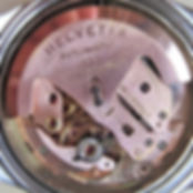 Helvetia Calibre 838 Watch Movement
