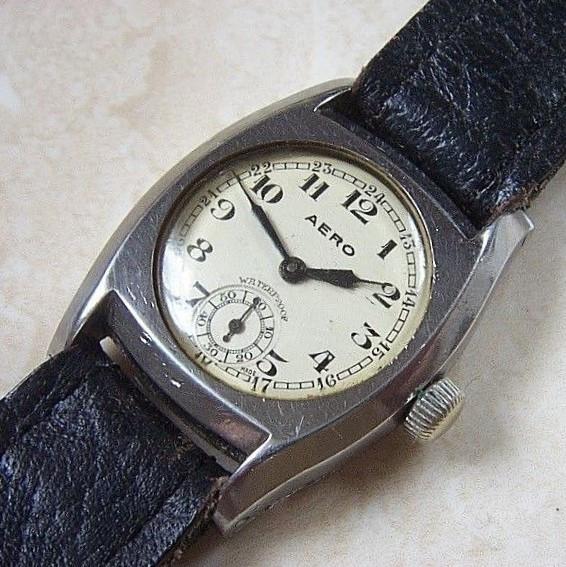 Aero Branded Watch - 1940