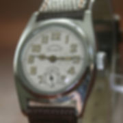 Helvetia Stainless Steel Watch Circa 1937