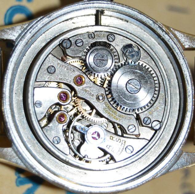82A - General Watch Company