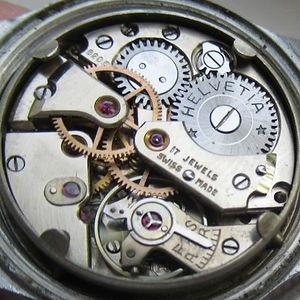 Helvetia Calibre 820C Watch Movement
