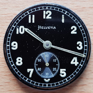 Type 2 DH Watch - Dial