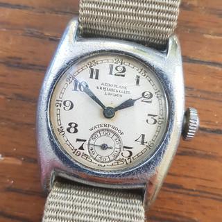 Hevetia (Aeroplane) Watch - 1935