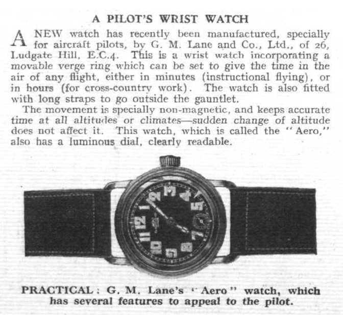 1934 Article from Flight Magazine