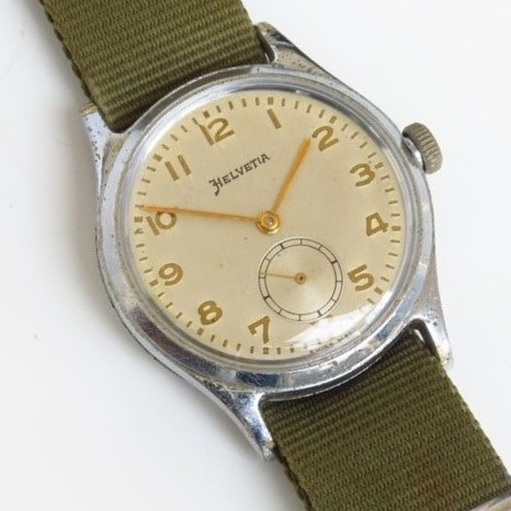 Typical Type 2B Watch