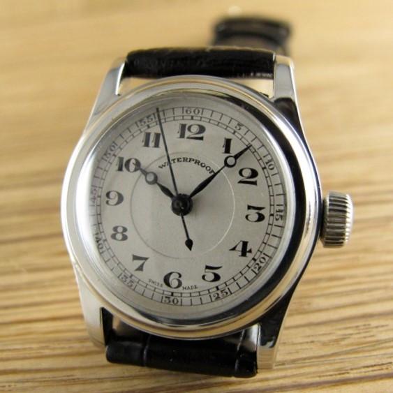 Helvetia Waterproof Watch - 1939