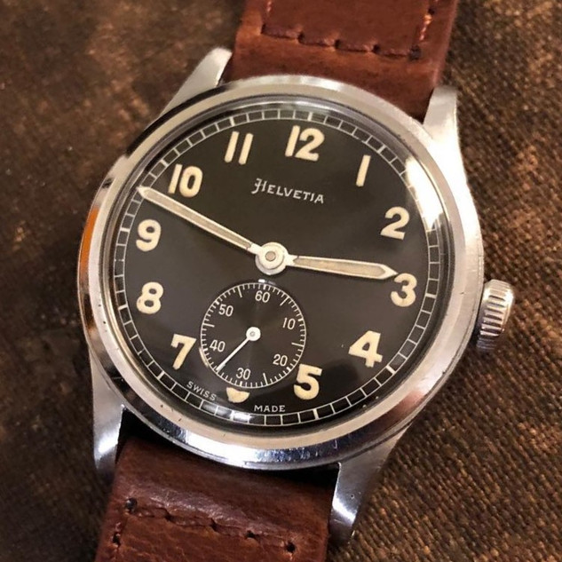 Helvetia Type 4 DH Watch