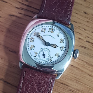 Helvetia Waterproof Watch 1929