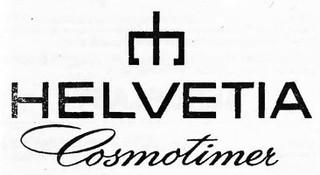 Helvetia Cosmotimer Logo 1968