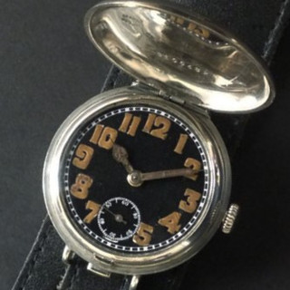 General Watch Co Hunter Trench Watch - 1917