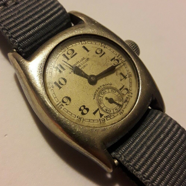 Aeroplane Branded Watch - 1935