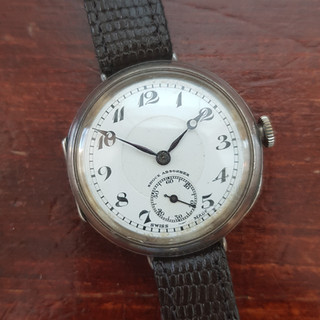 Early Helvetia Shock Protected Watch