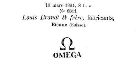 Omega 1894