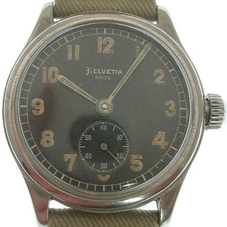 Type 3 DH - Swiss Added To Dial
