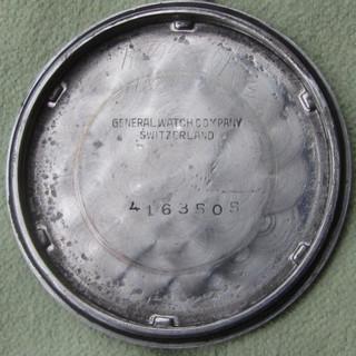 Helvetia Serial Number - 1944