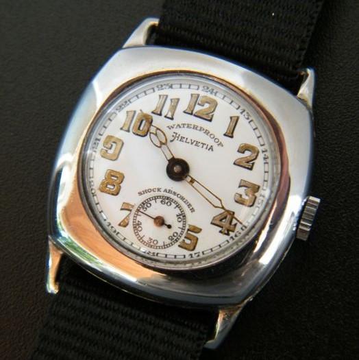 Helvetia Waterproof Watch - 1930