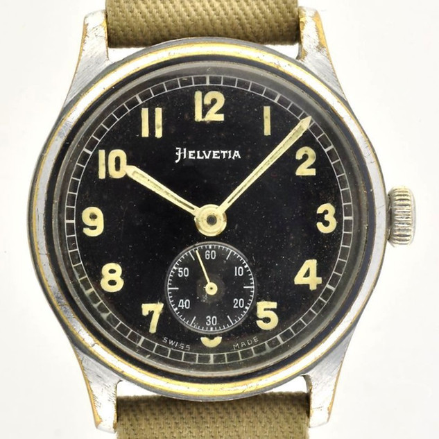 Type 3 1007 DH Watch