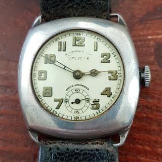 Helvetia Waterproof Watch - 1929