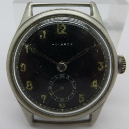 Helbros Type 3 1007 DH Watch