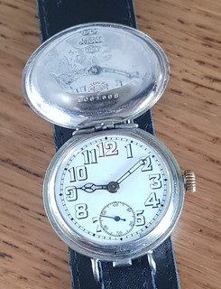 Hunter Trench Watch 1917