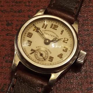Helvetia Ladies Waterproof Watch - 1930s