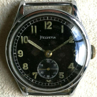 Helvetia Type 1 DH Watch