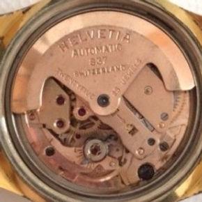 Helvetia Calibre 837 Watch Movement