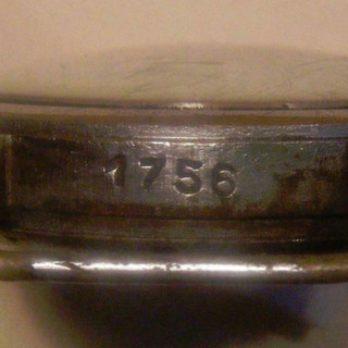 1756 Marking Between Lugs