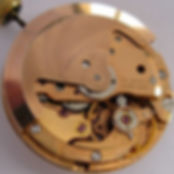 Helvetia Calibre 845 Watch Movement
