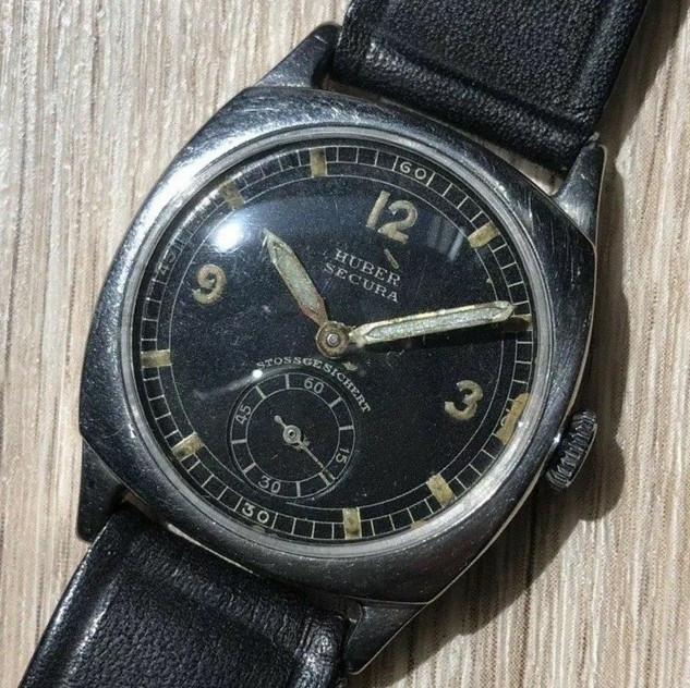 Helvetia (Huber) Shockproof Watch