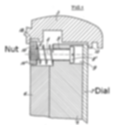 Helvetia Shock Proof Casing Patent