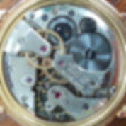 Helvetia Calibre 800D Watch Movement