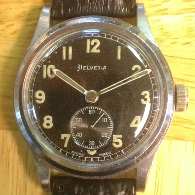Helvetia Type 5 DH Watch