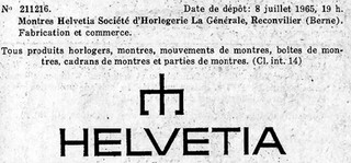 Helvetia Logo 1965