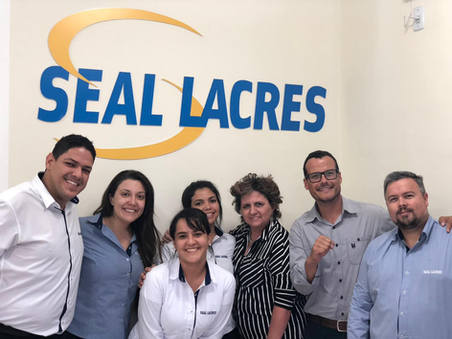 Palestra Seal Lacres