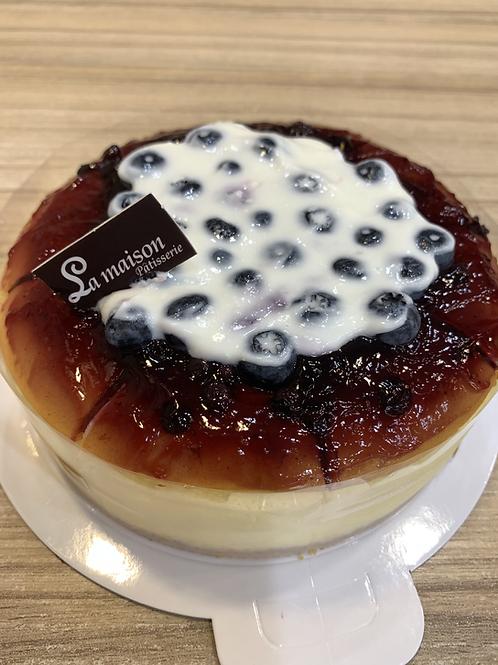藍莓優格起士NT420(蛋奶素可)