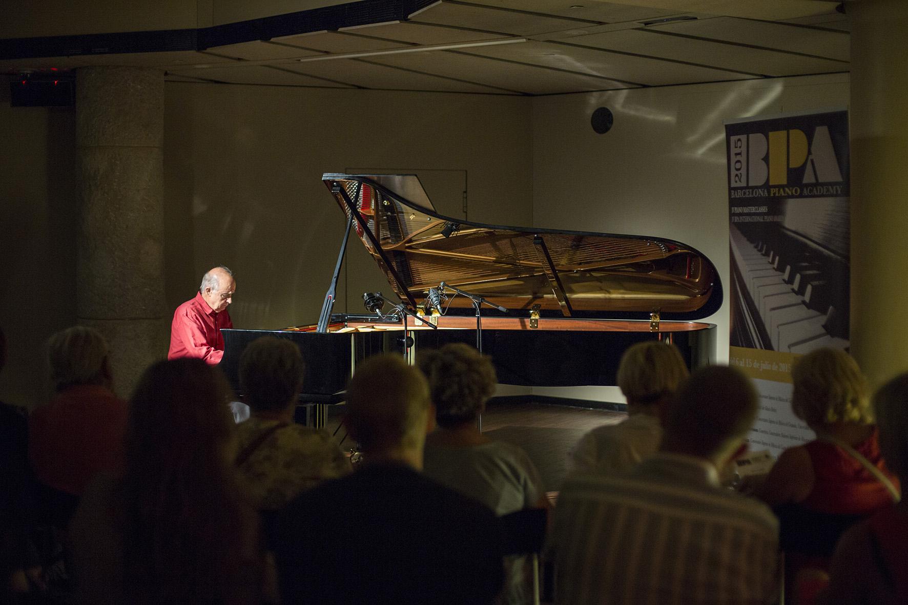 Concert I: Albert Attenelle