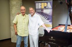Josep Colom & Albert Attenelle