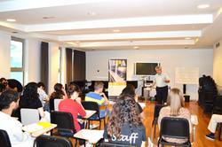 Workshop by Victor Estapé